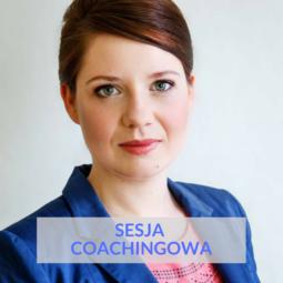 Sesja coachingowa z Kamilą Kozioł