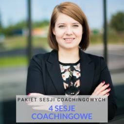 Sesje coachingowe z Kamilą Kozioł