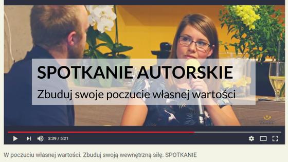 Spotkanie autorskie w Katowicach [VIDEO]