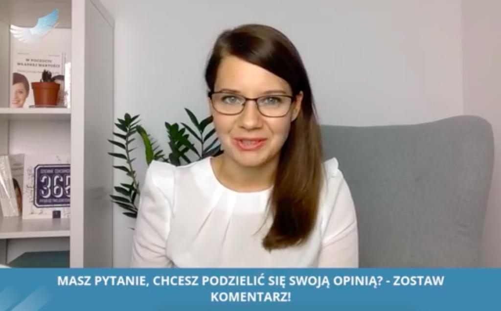 Kamila Kozioł Coaching - wideo poczuj się dobrze. produkt KUP TERAZ