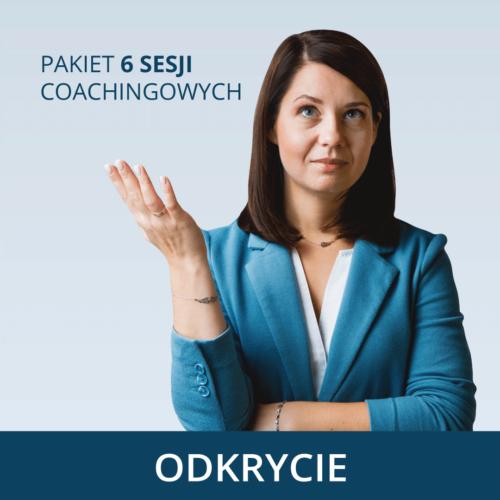 1pakiet 6 sesji coachingowych rozwój psychologia Kamila Kozioł
