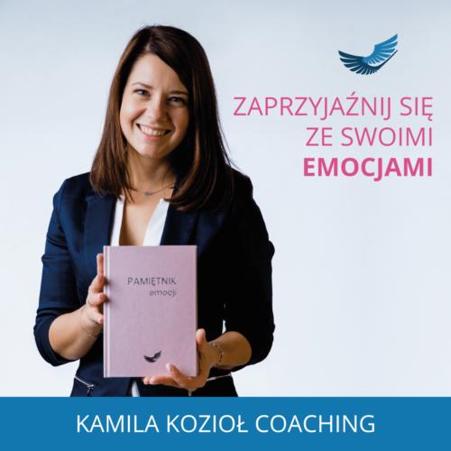 Szkolenie Zaprzyjaźnij się ze swoimi emocjami
