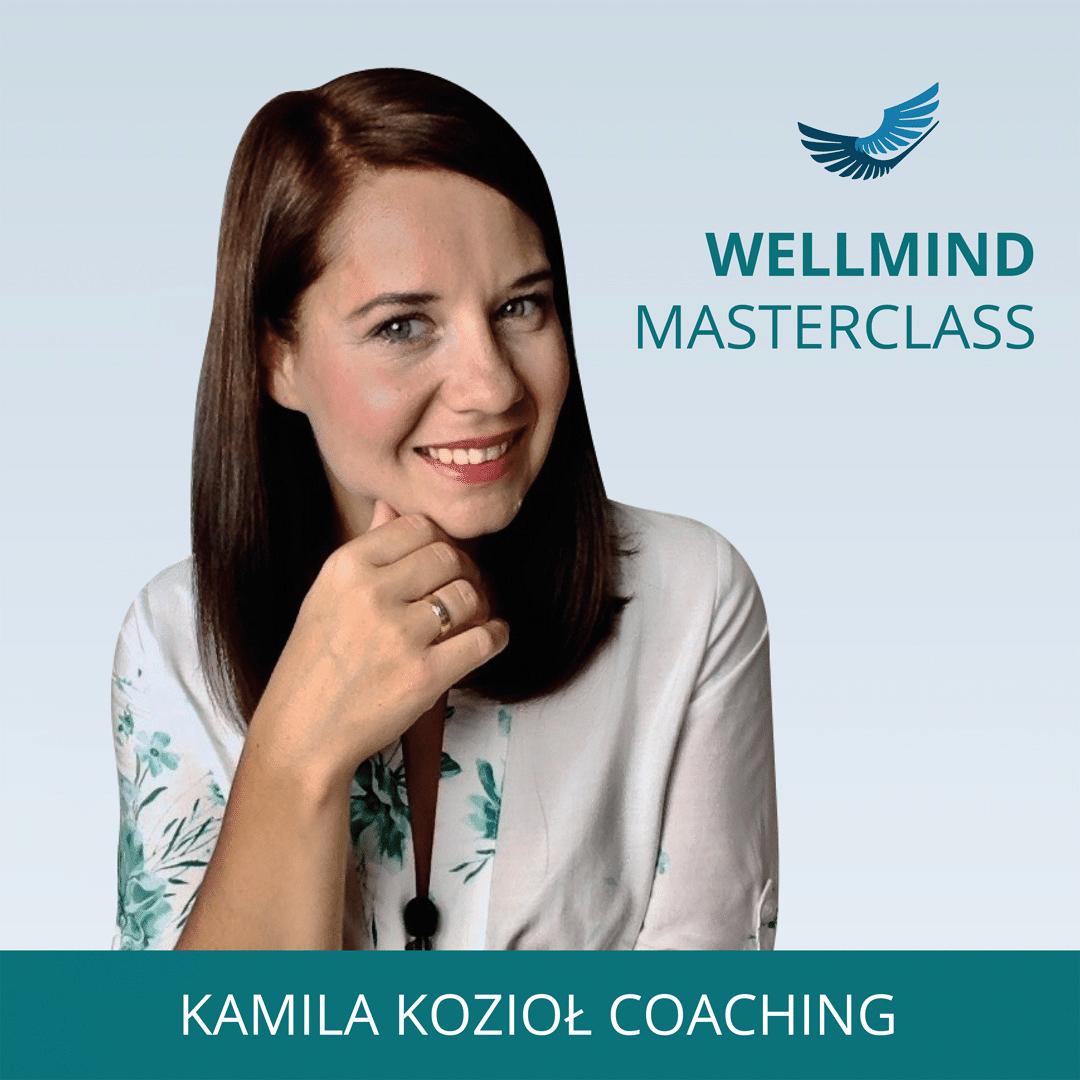 MasterClass WellMiand spotkania z psychologiem Kamila Kozioł
