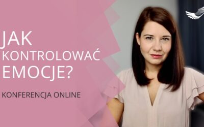 """Konferencja online z okazji premiery książki """"Pamiętnik Emocji"""" – Jak kontrolować emocje"""