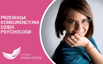#WrzesieńPełenEmocji – Mistrzostwo psychologiczne dające Ci przewagę w każdym obszarze – #73vlog